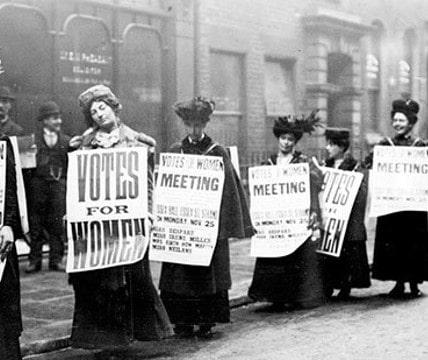 logros del movimiento feminista