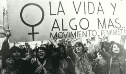 historia de las mujeres feministas