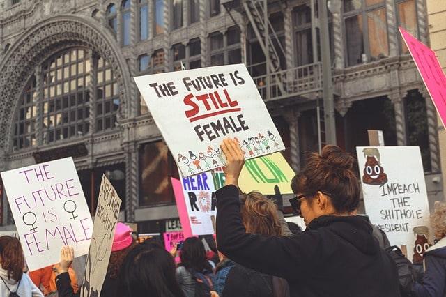 información sobre el feminismo en la actualidad