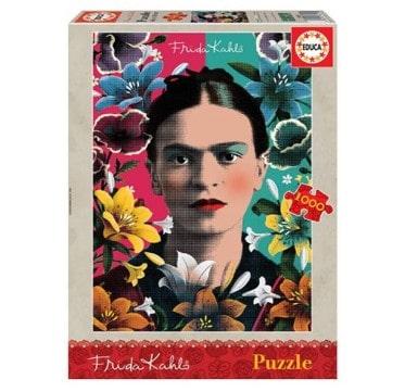 puzzle feminista frida khalo