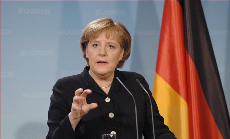 Angela Merkel lucha contra el coronavirus y consigue buenos resultados en alemania