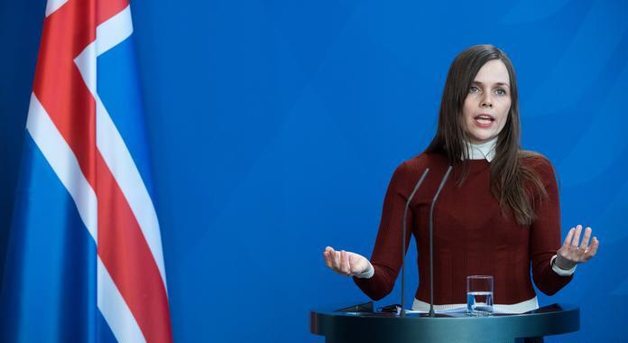 islandia gestiona el coronavirus con una primera ministra mujer