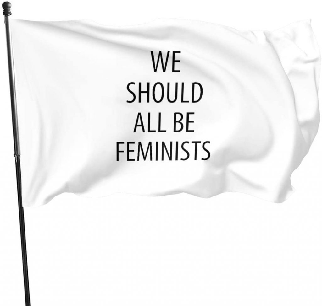 bandera todos deberíamos ser feministas