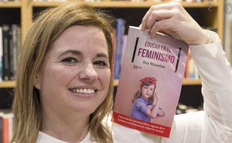 escritora feminista española actual