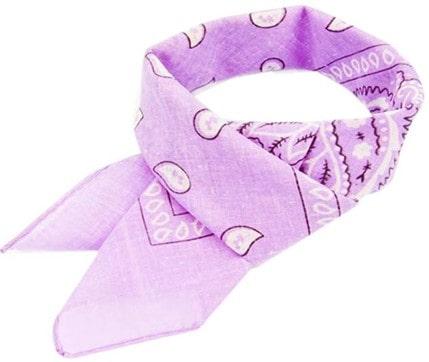 comprar pañuelo feminista lila