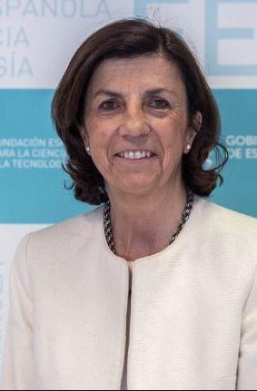 mujer española famosa actualidad