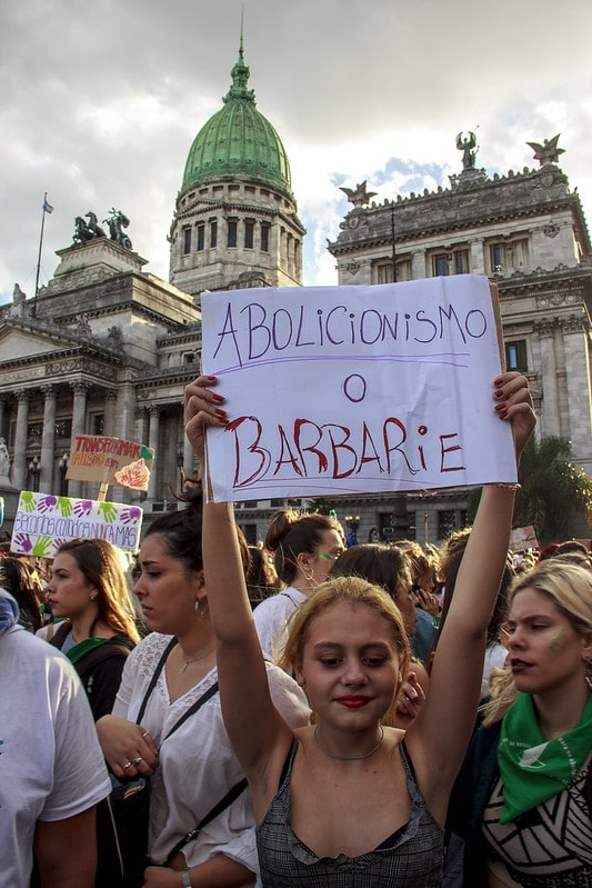 feminismo abolicionista significado
