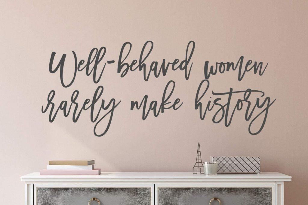 ofertas de decoracion feminista